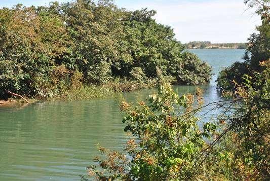 Foz do Rio Salitre