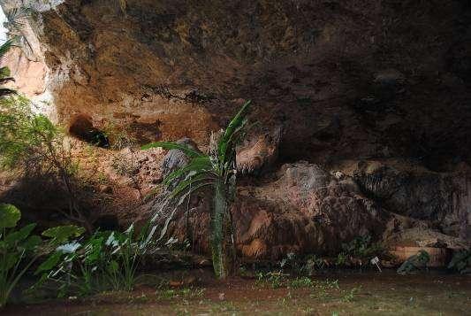 Gruta do Sumidouro- Rio Salitre
