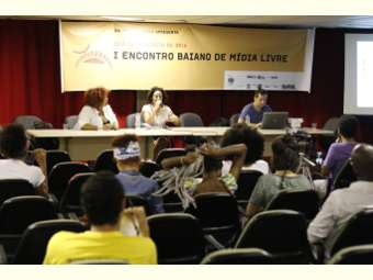 Experiências de Mídia Livre da Bahia fazem parte de Rede apresentada durante encontro esta semana em Salvador