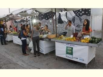 || Dia Mundial da Alimentação || Feira semanal de Orgânicos do Vale celebra um ano