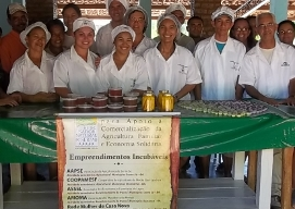 Grupos empreendedores participam de qualificação oferecida pelo Irpaa