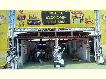 Vila da Economia Solidária mostra diversidade da agricultura familiar no Semiárido Show