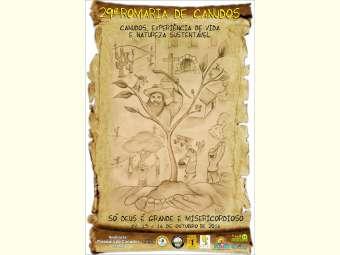 """""""Canudos: experiência de vida e natureza sustentável"""" é tema da 29º Romaria de Canudos na Bahia"""