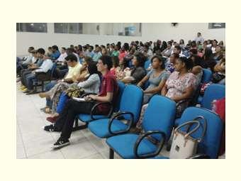 Amefas inaugura cursos do Pronatec em Sobradinho