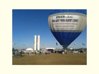 Abertura do Fórum Social Temático ENERGIA aconteceu nesta quinta