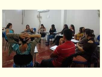 Educadores/as de Curaçá participam de formação sobre uso de livro didático contextualizado
