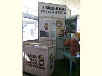 Tecnologia Social de purificação de água é destaque na Fenagro 2016