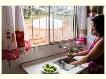 Tema do Dia Mundial da Água, o uso de águas residuais é prática antiga das famílias agricultoras do Semiárido