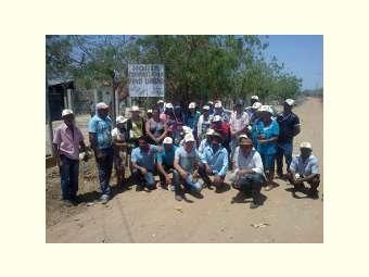 Famílias de Campo Formoso participam de Projeto de acesso à água para produção