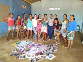 Pró Semiárido: Grupo de Mulheres de Baraúna, Juazeiro, participa de formação de gênero