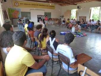 Estudantes universitários do país participam de Estágio Interdisciplinar de Vivência no semiárido