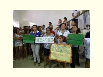 Atingidos pela mineração se mobilizam em Carnaíba/PE