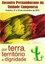 Organizações sociais se preparam para realizar o I Encontro Pernambucano da Unidade Camponesa