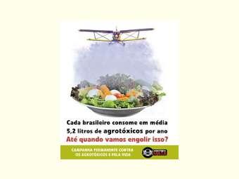 Documentário 'O Veneno Está na Mesa 2′ mostra riscos dos agrotóxicos nos alimentos