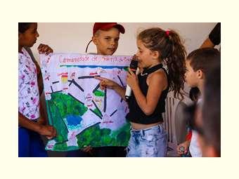 A interação entre Caatinga e Educação Contextualizada