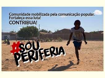 Campanha Rede de Comunicadores #SouPeriferia