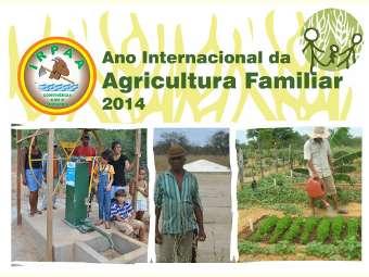 2014 é considerado o ano Internacional da Agricultura Familiar pela ONU