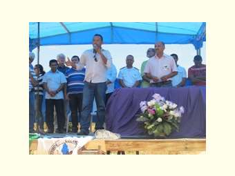 Colônia de Pescadores/as de Sobradinho celebra mais um aniversário