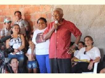 História de resistência, luta e organização de Areia Grande chama a atenção da Caravana Agroecológica