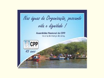 Famílias pescadoras se organizam em defesa do direito ao território, trabalho e renda