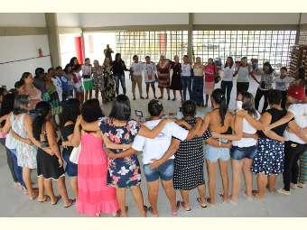 Mulheres do Sertão do São Francisco debatem feminismo e agroecologia