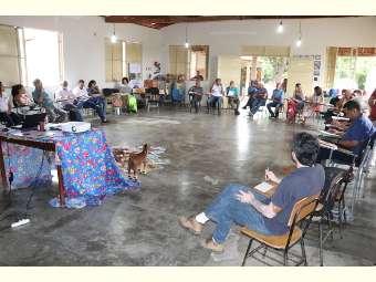 Sócias/os do Irpaa se reúnem em Assembleia Ordinária