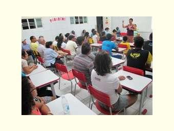Em primeiro dia de Audiência Pública do Saneamento na sede de Juazeiro, população exige garantia de controle social