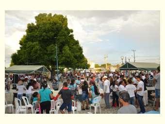 Ataf divulga os resultados das feiras agroecol?gicas de Pil?o Arcado e Campo Alegre de Lourdes