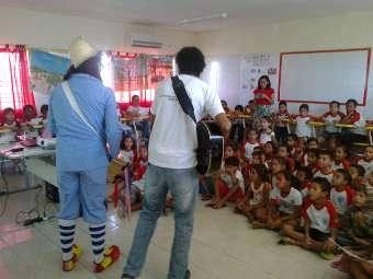 Em Juazeiro, escolas do Mandacaru pautam a Convivência com o Semiárido na Semana do Meio Ambiente