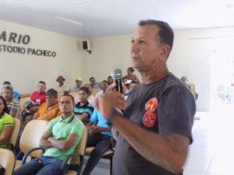 Comunidades de Sento-Sé discutem caprinovinocultura no município