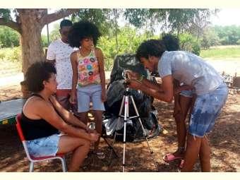 Projeto Jovens Comunicadores estimula a produção audiovisual contextualizada