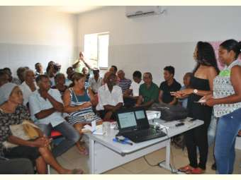 Famílias de Chorrochó avaliam ações de Convivência com o Semiárido a partir do trabalho do Irpaa
