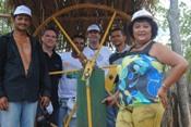 Representantes da Autovisão visitam experiências com BAPs no interior de Curaçá