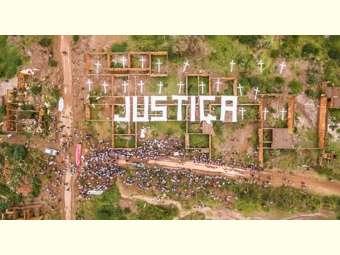 Atingidos pela barragem de Samarco, movimentos sociais e organizações internacionais lançam Nota Pública de repúdio à Samarco/Vale/BHP-Billiton