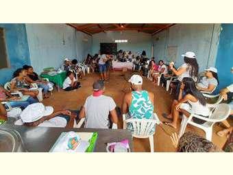 Jovens da Bahia recebem Jovens do Piauí durante Intercâmbio de Boas Práticas da Juventude