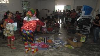 Mais uma ação do Irpaa é realizada com estudantes e professores do município de Curaçá