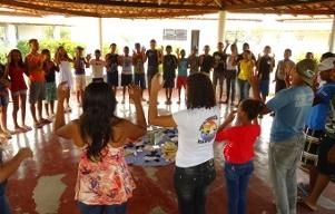 Estudantes participam de atividades lúdicas de incentivo a leitura em Sobradinho