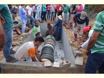 Famílias do Semiárido se animam com a eficácia de tecnologias de saneamento rural