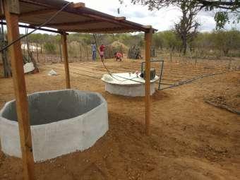 Bioágua Familiar ajuda famílias no reaproveitamento das águas e no cuidado com a natureza