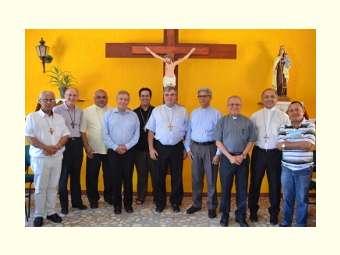Em defesa do Velho Chico: I Encontro dos Bispos da Bacia do São Francisco