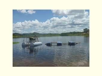 Em Andorinha (BA), água é motivo de conflito entre a população e empresa de mineração Ferbasa