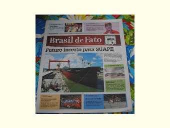 Jornal Brasil de Fato Pernambuco será lançado no Vale do São Francisco