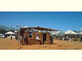 Cacimba do Silva e Sertãozinho destacam tradição da Convivência com o Semiárido durante Exposição na Comunidade