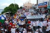 Grande caminhada celebra os 10 anos da ASA