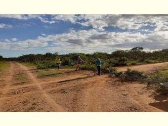 Para evitar coronavírus, comunidades rurais da Bahia adotam a estratégia de controlar a entrada de pessoas no território