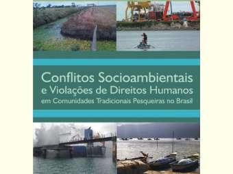 CPP lança relatório sobre os conflitos socioambientais enfrentados por comunidades pesqueiras no país