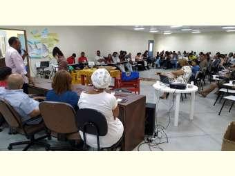 Conferência reúne Territórios de Identidade para discutir Segurança Alimentar e Nutricional
