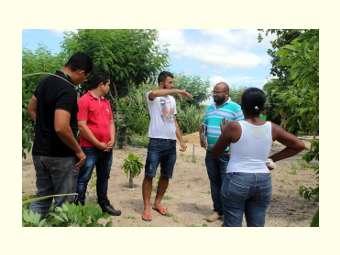 Processo formativo fortalece as ações de ACRs junto às famílias beneficiadas pelo Bahia Produtiva