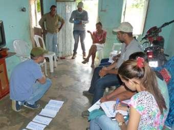 Instrumentos metodológicos são foco na formação de agentes de Ater