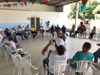 Caravana Agroecológica denuncia projetos de destruição do Rio São Francisco
